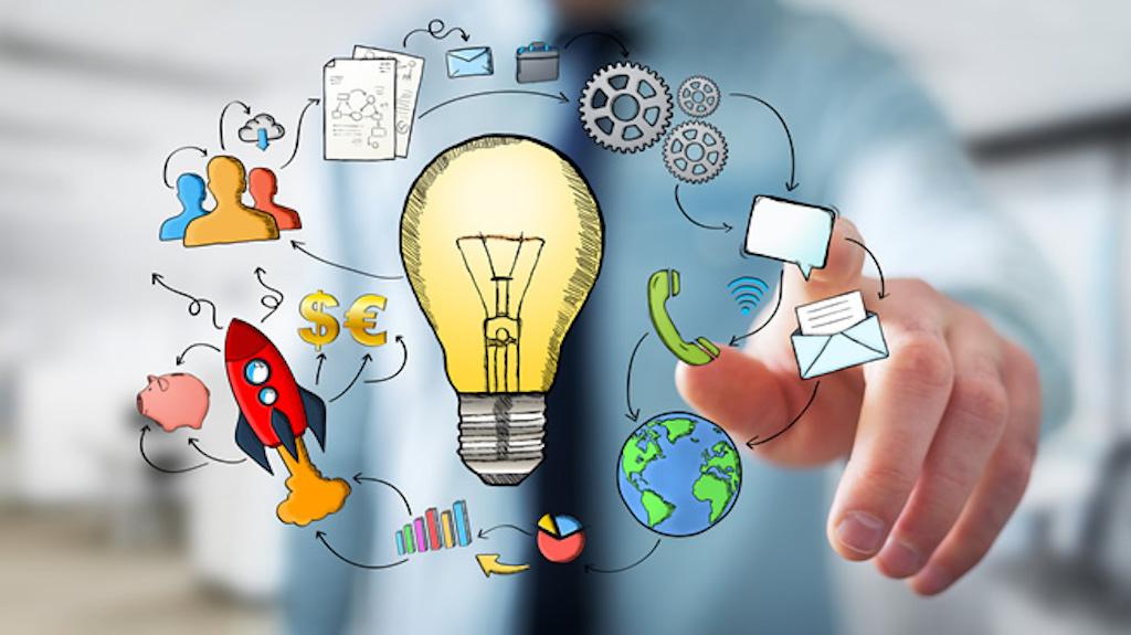 Innovación, emprendimiento, creatividad.